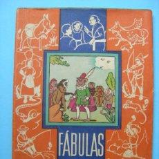 Libros antiguos: FÁBULAS DE IRIARTE. DALMÁU. Lote 195543390