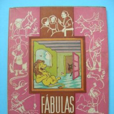 Libros antiguos: FÁBULAS ESCOGIDAS - FÉLIX DE SAMANIEGO. Lote 28735356