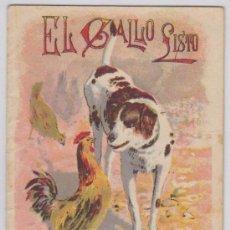 Alte Bücher - Cuentos para niños nº 48. El Gallo listo. Saturnino Calleja.(14,5x10,5) - 28980477