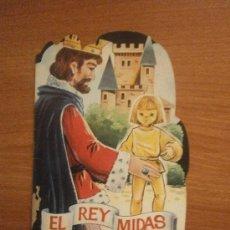 Libros antiguos: CUENTO EL REY MIDAS - COLECCION TROQUELADOS CLASICOS . Lote 29361730