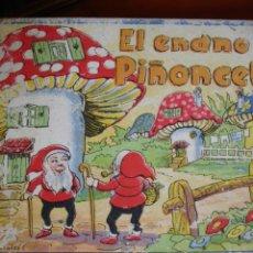 Libros antiguos: CUENTOS ILUSTRADOS MARISOL.ED ROMA.Nº7.EL ENANO PIÑONETE. Lote 29986074