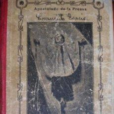 Libros antiguos: VIDAS DE NIÑOS SANTOS.1920.217 PG.8ª. Lote 30000305