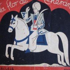 Libros antiguos: LA FLOR DE TEHERAN.SATURNINO CALLEJA..MIS CUENTOS FAVORITOS.24.5X20.5.78 PG. Lote 30156280