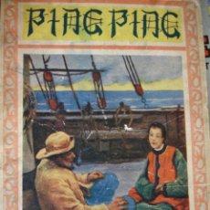 Libros antiguos: PING PING.60 PG.1923.4ª. Lote 30203242