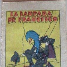 Libros antiguos: CUENTOS DE CALLEJA.JUGUETES INSTRUCTIVOS.SERIE V.T.85.LA LAMPARA DE FRANCISCO .ENVIO GRATIS¡¡¡. Lote 30312947