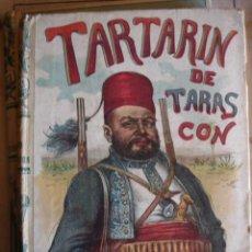 Livros antigos: TARTARIN DE TARASCON.181 PG,SATURNINO CALLEJA.. Lote 30370184