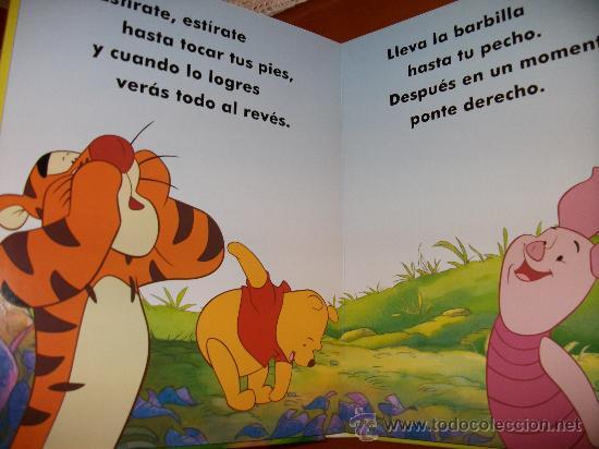 Libros antiguos: AUDIOLIBRO WINNIE POOH Y SUS AMIGOS - NIÑOS SANOS - LIBRO + CD - DISNEY - TAPA DURA - ILUSTRACIONES - Foto 2 - 30385932