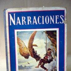 Libros antiguos: CUENTO, NARRACIONES, S.H. HAMER, BIBLIOTECA PARA NIÑOS, R. SOPENA, 1932. Lote 30714009