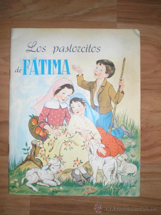 CUENTO LOS PASTORCITOS DE FATIMA ILUSTRADO POR RUFINELLY (Libros Antiguos, Raros y Curiosos - Literatura Infantil y Juvenil - Cuentos)