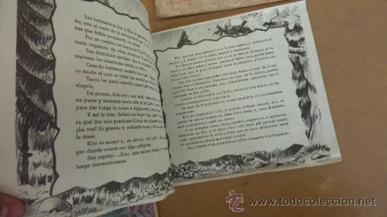 Libros antiguos: Lote de 6 cuentos antiguos. Calleja, Sopena... Tamaño grande. - Foto 8 - 31100130