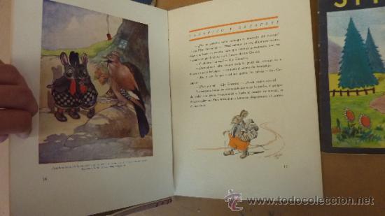 Libros antiguos: Lote de 6 cuentos antiguos. Calleja, Sopena... Tamaño grande. - Foto 9 - 31100130