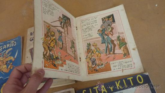 Libros antiguos: Lote de 6 cuentos antiguos. Calleja, Sopena... Tamaño grande. - Foto 10 - 31100130