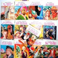 Libros antiguos: COLECCION DE LIBROS DE PETETE, MINIBLIBLIOTECA DE LA LITERATURA UNIVERSAL. Lote 31203348