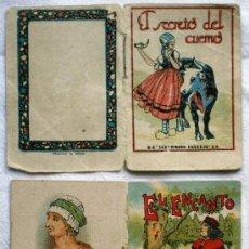 Libros antiguos: DOS CUENTOS CALLEJA - JUGUETES INSTRUCTIVOS SERIE II TOMOS 30 Y 39. Lote 31341471