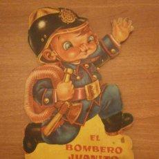 Libros antiguos: CUENTO EL BOMBERO JUANITO - Nº 8- . Lote 31343511
