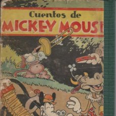 Libros antiguos: CUENTOS DE MICKEY MOUSE. Lote 31692623