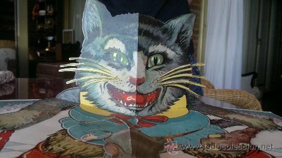 Libros antiguos: El gato con botas - Foto 3 - 31862033