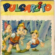 Libros antiguos: PULGARCITO. COLECCION K. Nº 6. CUENTO INFANTIL. 17 X 11,50 CM.. Lote 32395266