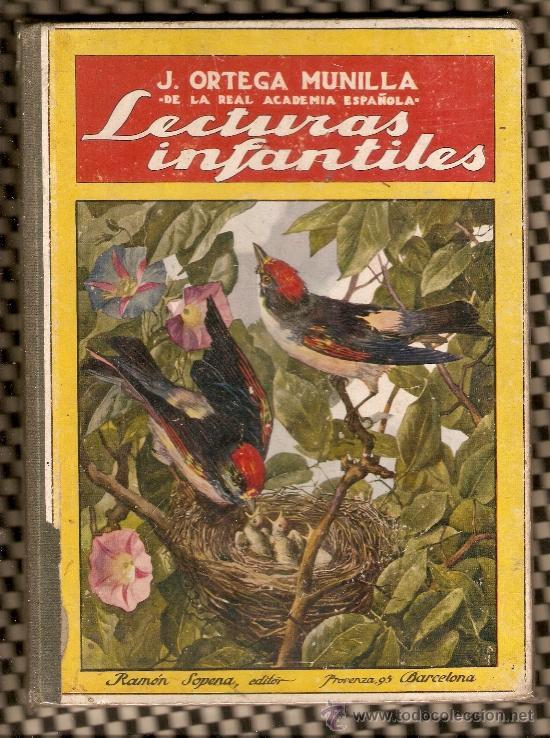 BIBLIOTECA PARA NIÑOS -LECTURAS INFANTILES - RAMON SOPENA EDITOR (FOTOS ADICIONALES) (Libros Antiguos, Raros y Curiosos - Literatura Infantil y Juvenil - Cuentos)