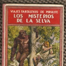 Libros antiguos - BIBLIOTECA PARA NIÑOS-AÑO 1922-LOS MISTERIOS DE LA SELVA-RAMON SOPENA EDICIÓN (FOTOS ADICIONALES) - 19352862