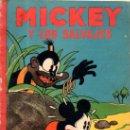 Libros antiguos: MICKEY Y LOS SALVAJES. ED. SATURNINO CALLEJA.. Lote 32769617