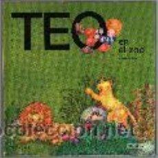 Libros antiguos: TEO EN EL ZOO (TIMUN MAS). Lote 33040203