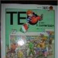 Libros antiguos: TEO EN EL HIPERMERCADO (TIMUN MAS). Lote 53862607