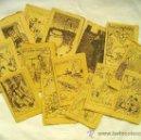 Libros antiguos: LOTE 14 CUENTOS DE LA COLECCIÓN EN PATUFET - PRINCIPIOS SIGLO XX (VER FOTOGRAFÍAS). Lote 33403180