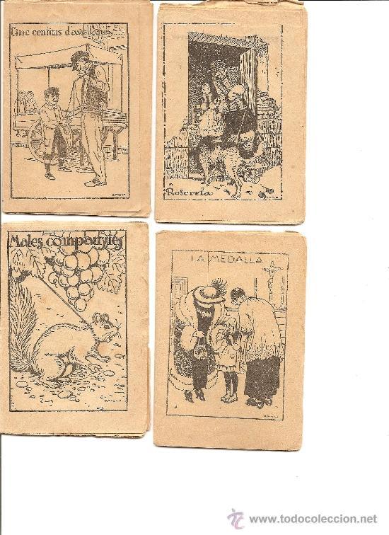 Libros antiguos: LOTE 14 CUENTOS DE LA COLECCIÓN EN PATUFET - PRINCIPIOS SIGLO XX (VER FOTOGRAFÍAS) - Foto 4 - 33403180