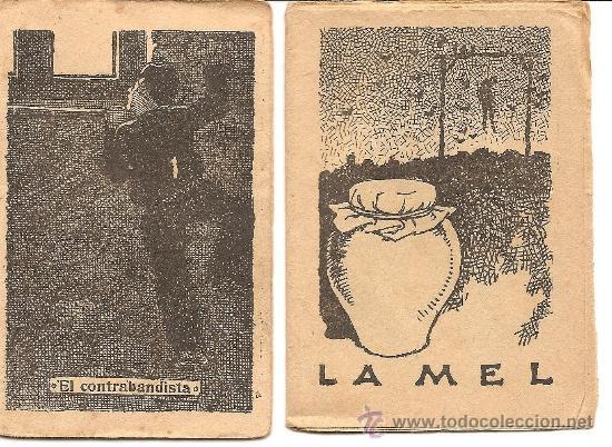 Libros antiguos: LOTE 14 CUENTOS DE LA COLECCIÓN EN PATUFET - PRINCIPIOS SIGLO XX (VER FOTOGRAFÍAS) - Foto 5 - 33403180