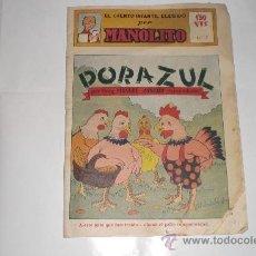 Libros antiguos: MANOLITO NR-2. Lote 33449431