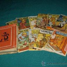Libros antiguos: CUENTOS INFANTILES - MINI LIBRO -. Lote 33567621