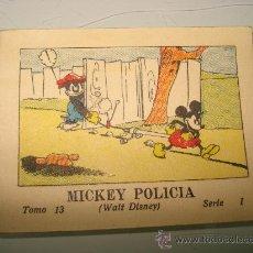 Libros antiguos: JUGUETES INSTRUCTIVOS MICKEY ** MICKEY POLICIA ** TOMO ED. SATURNINO CALLEJA ILUSTRADO AÑO 1936. Lote 33568747
