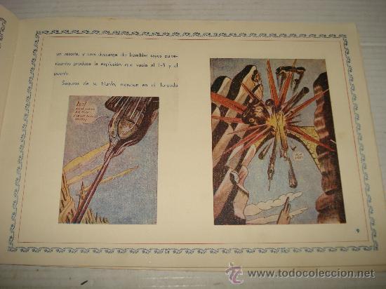 Libros antiguos: AVENTURAS DE TARUGUETE CONTRA OJO-PIPA /POR: ANGEL DE ECHENIQUE - EDITA: EDITORIAL RADIO - Foto 3 - 159382474