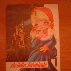 Alte Bücher - CUENTO LA BELLA DURMIENTE --COLECCION ENSUEÑO - 35166375