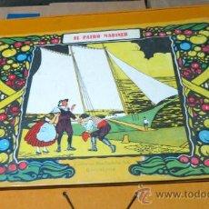Libros antiguos: EL PATRÓ MARINER. A. UTRILLO. CUENTOS AMIC. MUNTAÑOLA C. 1917. Lote 35167115