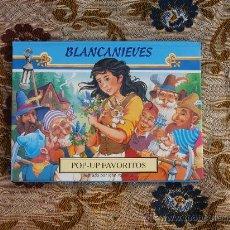 Libros antiguos: CUENTOS POP UP FAVORITOS. BLANCANIEVES. ILUSTRACION DE JOHN PATIENCE. Lote 35216340