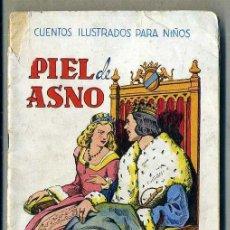 Libros antiguos: PIEL DE ASNO - SOPENA. Lote 35276291