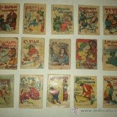 Libros antiguos: CUENTOS DE CALLEJA DECADA DEL 20 TE EL SOL DE ARGENT.SE VENDEN TODOS . Lote 35439695