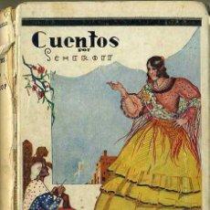 Libros antiguos: SCHEROFF : CUENTOS MORALES (APOSTOLADO DE LA PRENSA, 1928). Lote 35555507