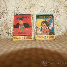 Libros antiguos: 2793- 2 CUENTOS ILUSTRADOS CISNE Y 2 CUENTOS DE CALLEJA. 1932. VER DESCRIPCION. . Lote 36381009