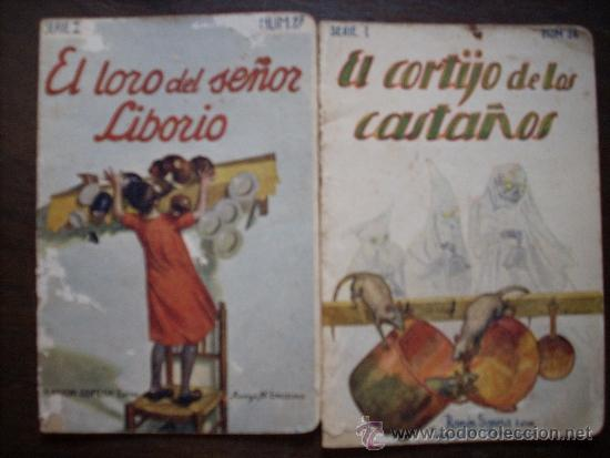 2 CUENTOS ANTIGUOS.RAMON SOPENA - NUMEROS 15 Y 17 - SERIE 1 (Libros Antiguos, Raros y Curiosos - Literatura Infantil y Juvenil - Cuentos)
