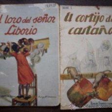 Libros antiguos: 2 CUENTOS ANTIGUOS.RAMON SOPENA - NUMEROS 15 Y 17 - SERIE 1. Lote 36439376