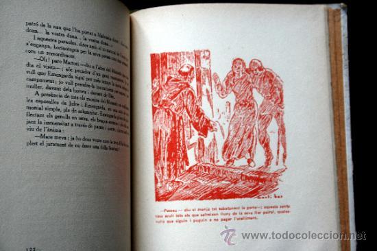 Libros antiguos: 1936 - L´ESPASA TRENCADA - Pineda i Verdaguer. Ilustrado - Foto 2 - 36568873