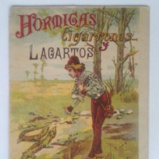 Alte Bücher - BIBLIOTECA DE CUENTOS PARA NIÑOS, HORMIGAS, CIGARRONES Y LAGARTOS, EDITA SATURNINO CALLEJA - 36660206