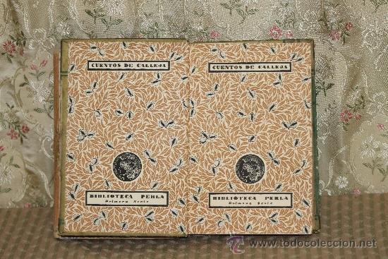 Libros antiguos: 3280- LIBRO DE CUENTOS Y CUENTOS DE CALLEJA. PRIMERA SERIE. EDIT. SATURNINO CALLEJA. 2 LIBROS. 1933. - Foto 2 - 37451331