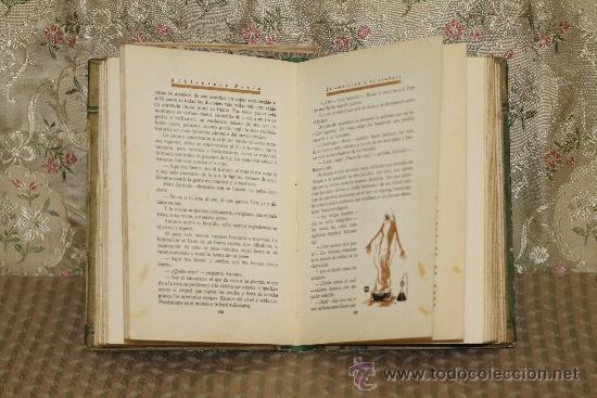 Libros antiguos: 3280- LIBRO DE CUENTOS Y CUENTOS DE CALLEJA. PRIMERA SERIE. EDIT. SATURNINO CALLEJA. 2 LIBROS. 1933. - Foto 3 - 37451331