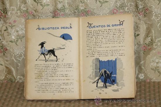 Libros antiguos: 3280- LIBRO DE CUENTOS Y CUENTOS DE CALLEJA. PRIMERA SERIE. EDIT. SATURNINO CALLEJA. 2 LIBROS. 1933. - Foto 5 - 37451331