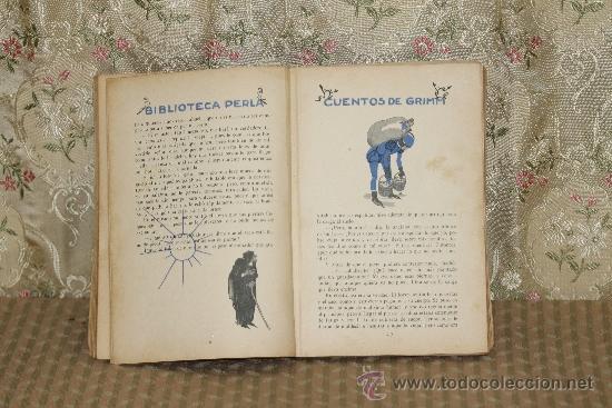 Libros antiguos: 3280- LIBRO DE CUENTOS Y CUENTOS DE CALLEJA. PRIMERA SERIE. EDIT. SATURNINO CALLEJA. 2 LIBROS. 1933. - Foto 6 - 37451331