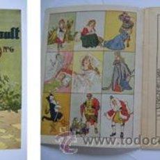 Libros antiguos: EL PINTOR DE LOS CUENTOS DE PERRAULT. Nº6. RAMÓN SOPENA. Lote 37612884